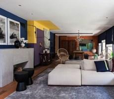 东西方风格的交融:现代公寓设计