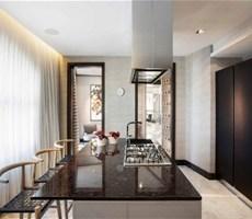 中性色调和现代感十足的公寓