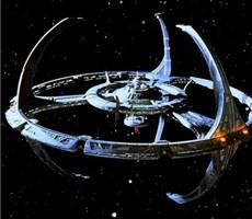 深空九号—科幻系手表