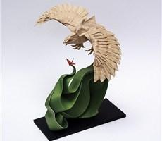 Nguyen Hung Cuong折纸艺术作品欣赏