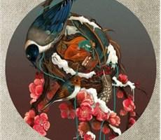 古奥思成网站建设推荐-极具东方美学画师的作品