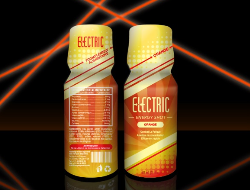 能量饮料特色包装设计