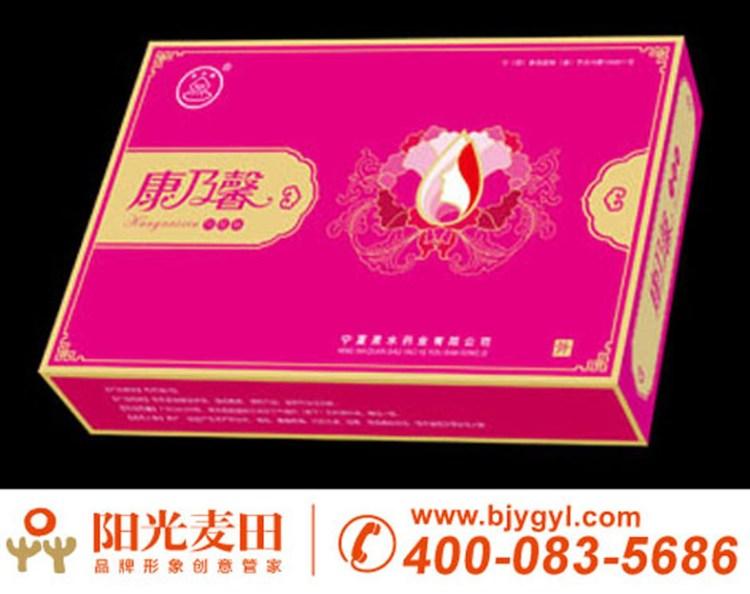 阳光麦田 包装设计 康乃馨产后礼盒 保健食品  包装礼盒设计  女性