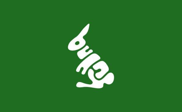 16個英文字母變形動物logo設計