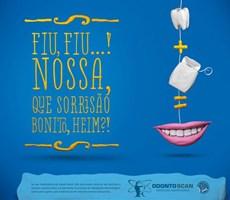 创意广告:保护牙齿