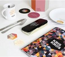 视觉形象设计:迪拜KrisKros餐厅