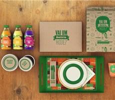 意大利Delírio食品包装