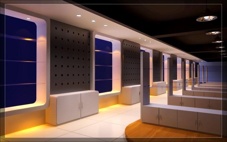 宁波展示厅设计