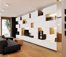 模块化现代时尚公寓