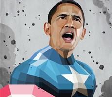 插画风格海报欣赏
