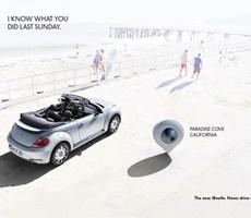 大众汽车创意广告