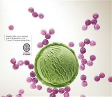 巴西圣堡罗广告:肥胖 - 肝炎