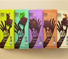 个性NibMor巧克力包装设计