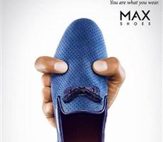 MAX Shoes创意广告