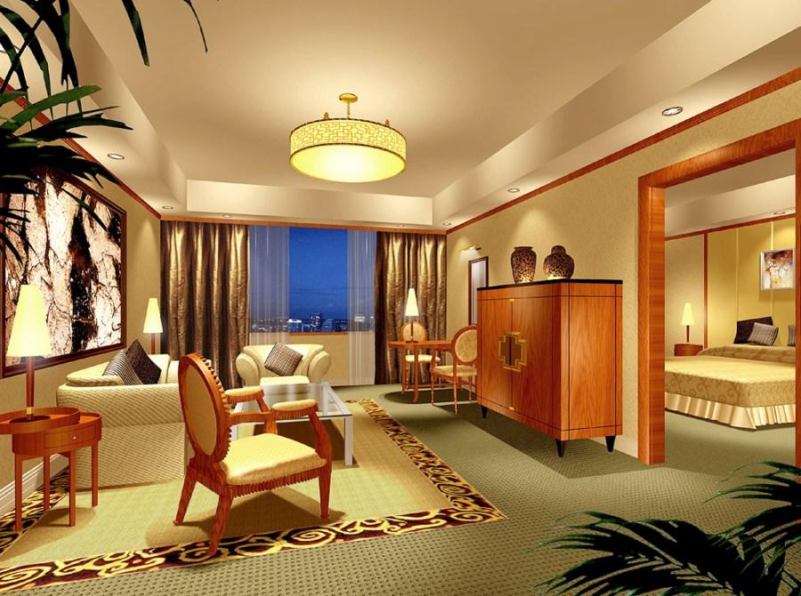设计师刘贺东-金港大酒店