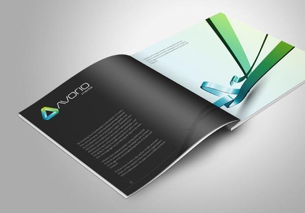 几套最棒的宣传画册设计