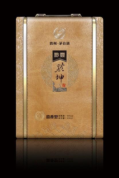 白酒包装设计-中国设计网