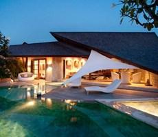 印尼巴厘岛 莱雅三卧房别墅