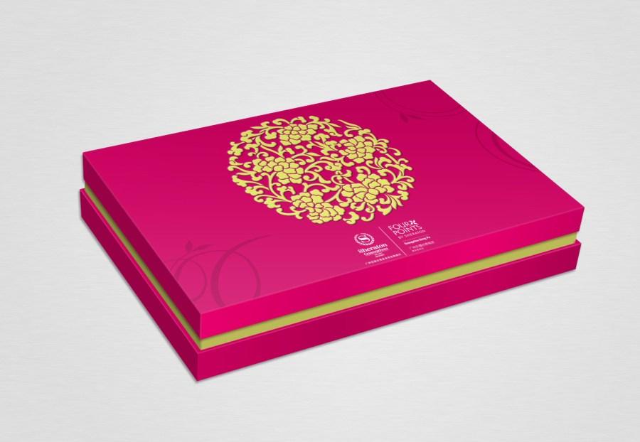 2014年月饼包装作品|半笺赋视觉设计 · 作品