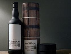 國外一款不錯的威士忌包裝設計