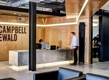 国外40个终极创意办公室设计