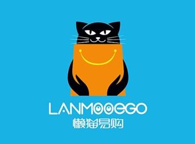 懒猫易购--电子商务平台LOGO