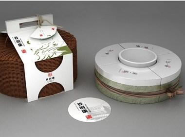 谷润康包装 曦芝品牌设计 合肥高端包装设计