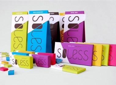 巧克力包装设计欣赏|美御