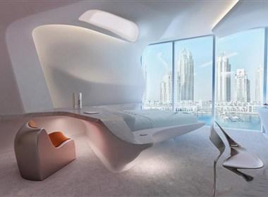 经济基础决定上层建筑---扎哈·哈迪德