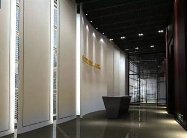 好的办公空间设计——【高见】青岛民生私人银行