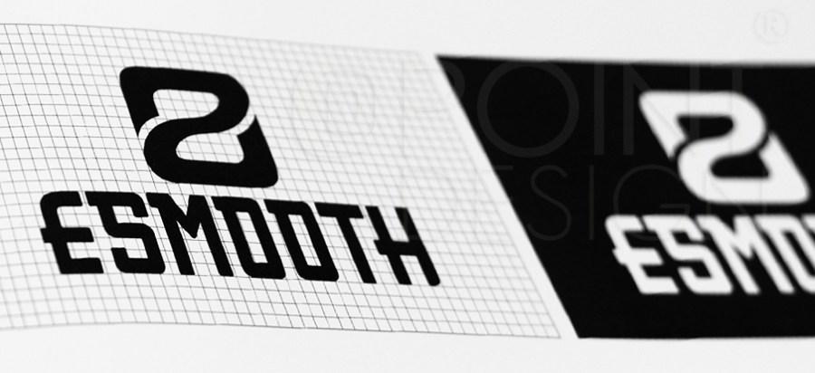 ESMOOTH耳机 品牌形象设计、VI设计