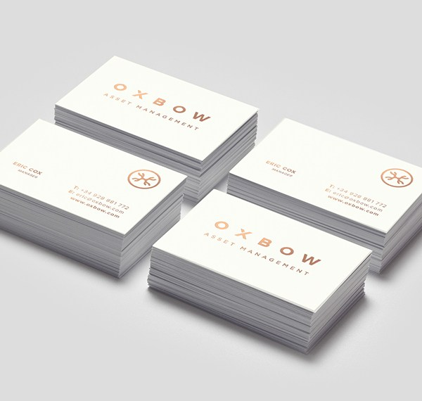 Oxbow投资企业品牌设计