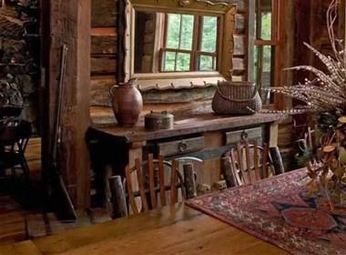 想象不到的木屋艺术