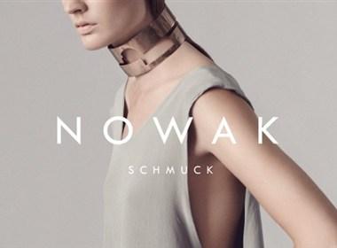 Nowak珠宝品牌VI设计
