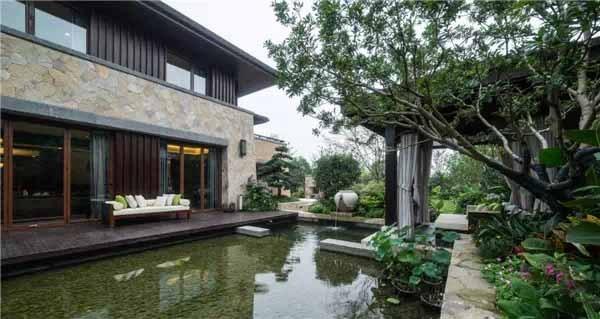 杭州别墅设计欣赏