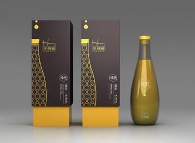 味语-蜂蜜包装-曦芝品牌设计