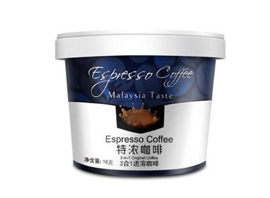上海意格包装项目:以利亚咖啡