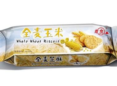 """上海意格包装项目:青食""""牌钙奶饼干"""