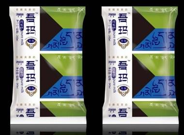 上海意格包装项目:天露吾玛牛奶