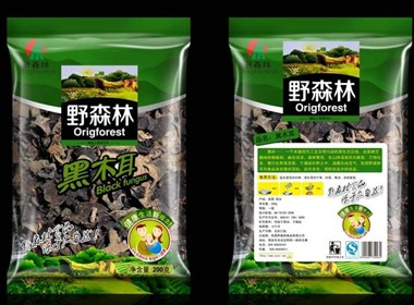 上海意格包装项目:野森林干货
