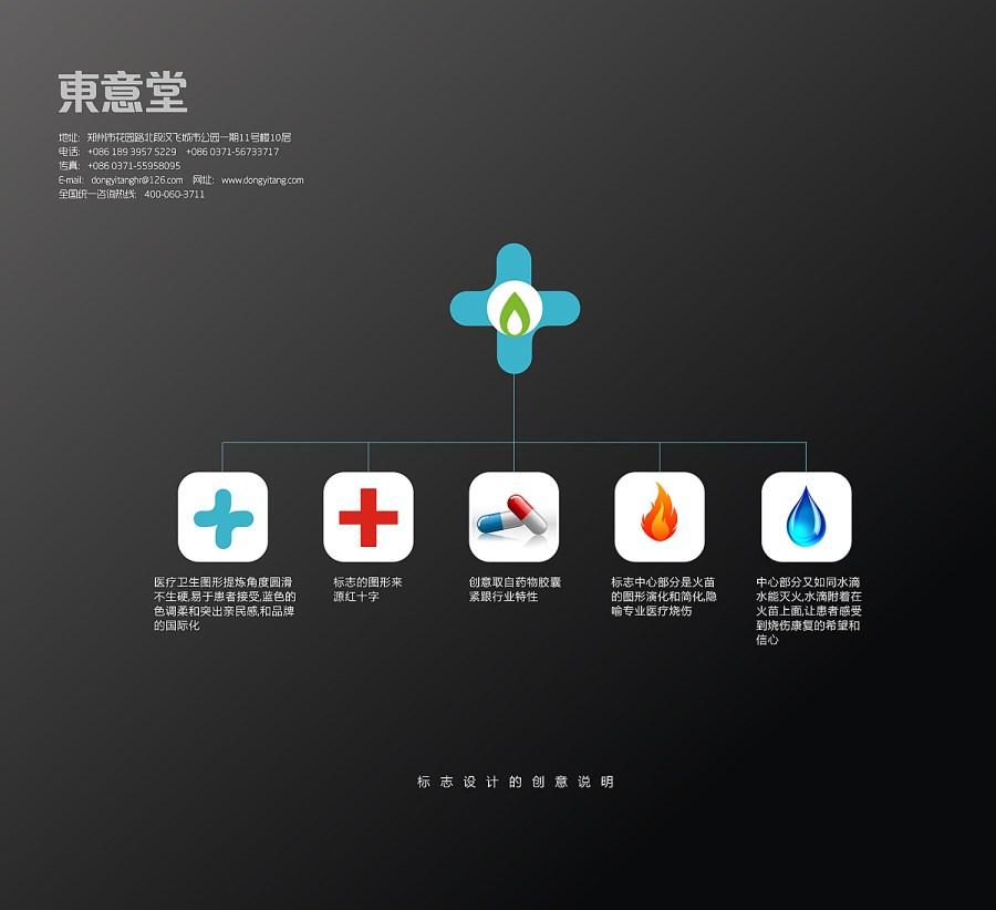 东意堂设计出品:灏润医院 形象升级