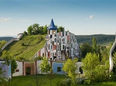 奥地利百水温泉酒店