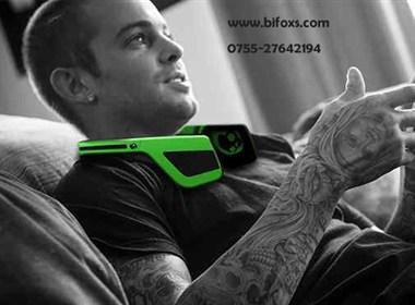 消费电子设计_时尚运动耳机设计