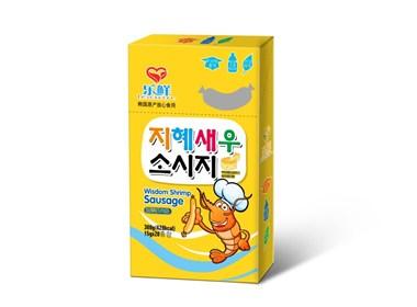 上海意格包装项目:韩国乐鲜品牌包装设计
