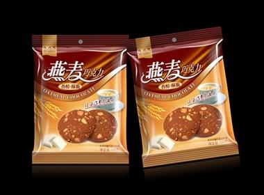 上海意格包装项目:味必思燕麦巧克力包装设计