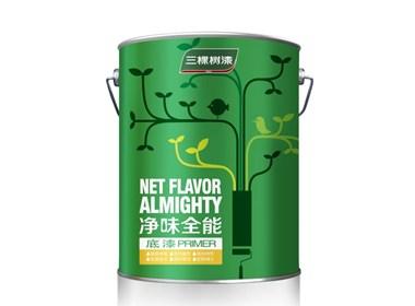 上海意格包裝項目:三棵樹油漆包裝