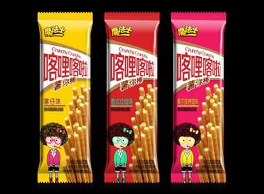 上海意格包装项目:喀哩喀啦品牌包装设计