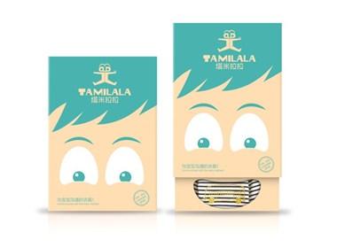 上海意格包装项目:TAMILALA童装品牌