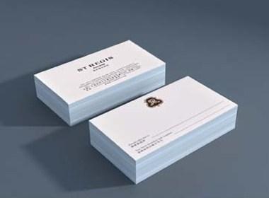 酒店vi设计-深圳瑞吉酒店系列品牌设计