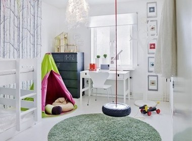 儿童房设计展示集合
